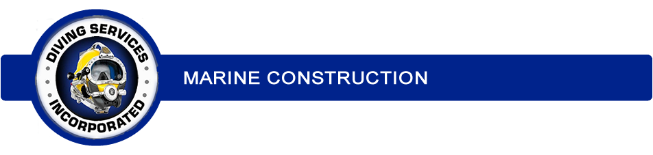 Diving Services Incorporated Marine Construction